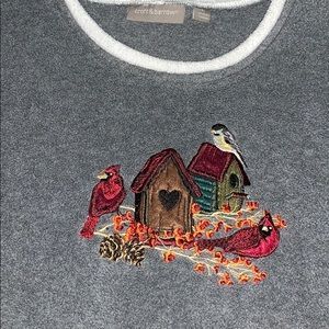 Croft and Barrow sweatshirt